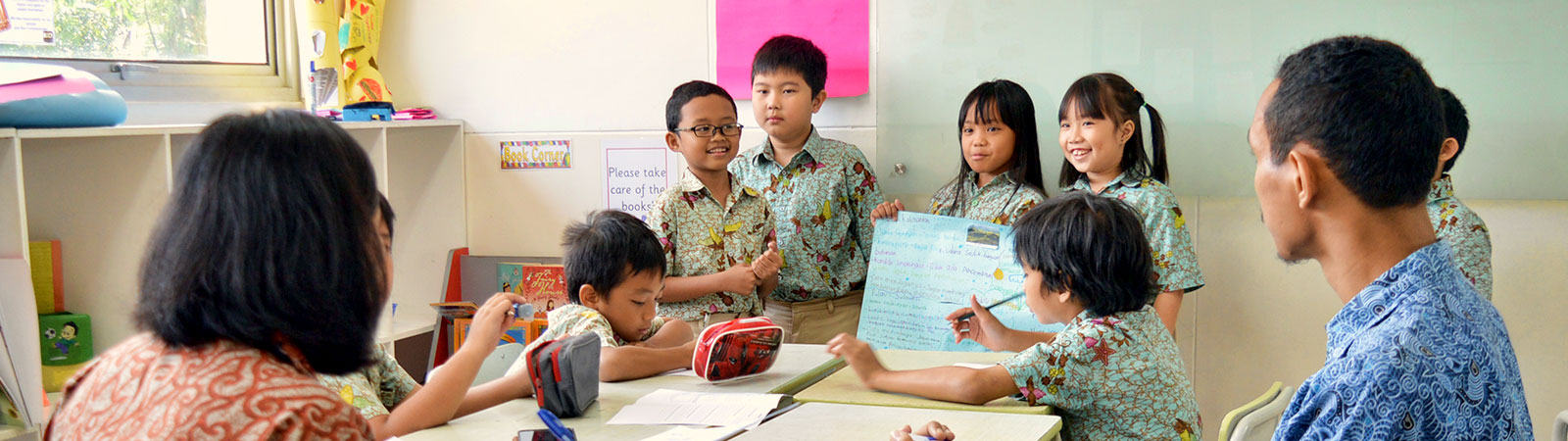 Elementary School Program
