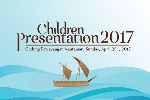 Children Presentation 2017