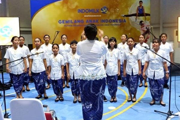 Gemilang Anak Indonesia Performance